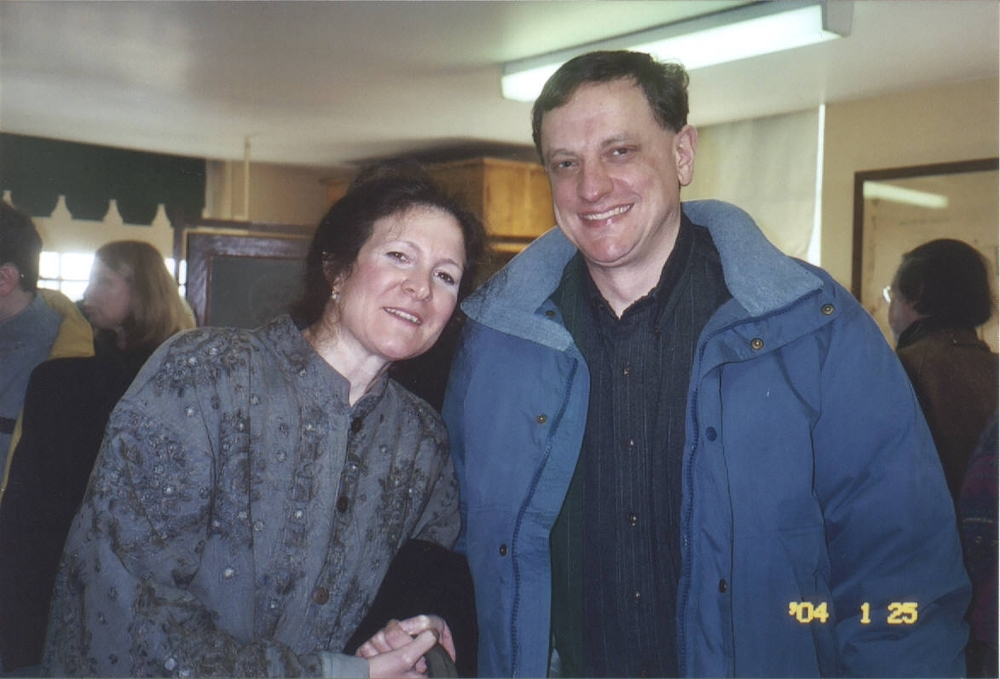 Therese Halscheid & Peter Baroth