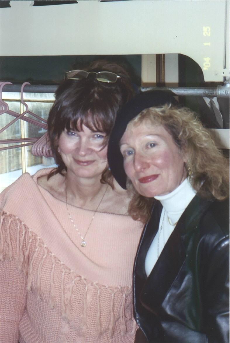 MPR Book Party: Eileen D'Angelo & Camelia Nocella