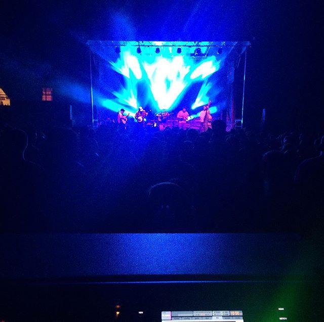 @southhillbanks last week #livesound #foh #midas #kv2