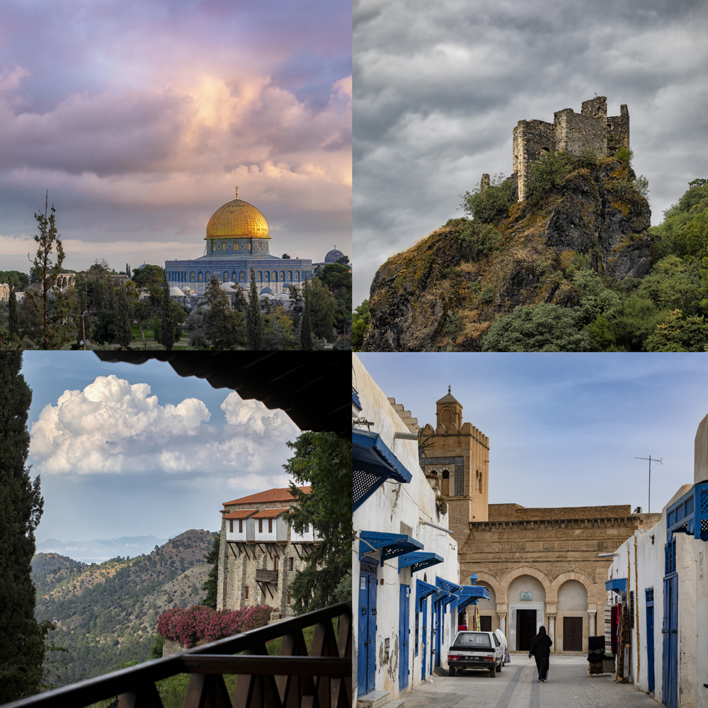 Travels - I'm passionate about exploring the world at large and have built an archive of shots from my travels.My travels dating back to 2008.