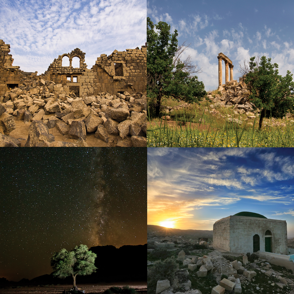 Jordan - The place where it all began and my home.I have carried out three separate projects here between 2014-2017, and continue with new ones