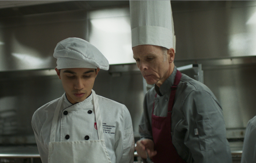The Chef critiques his student.