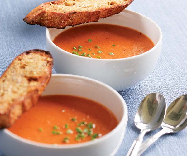 Cream fresh tomato soup recipes