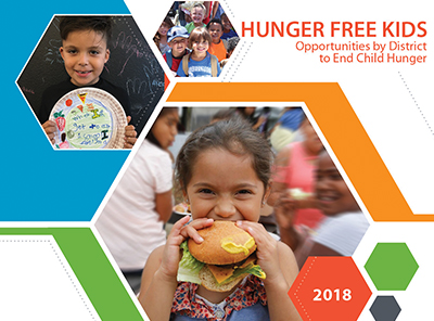 Hunger Free Kids - The Hunger Free Kids Report provides a road map for communities to ensure that all children in San Diego get enough to eat. Download your copy today!