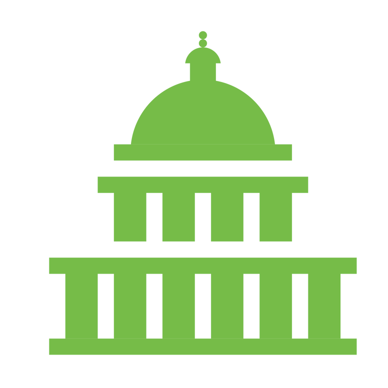 Advocacy Symbol green.png