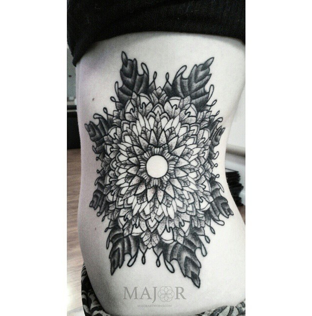 Tattoo by Martina Major