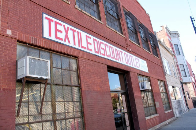 Textile Discount Outlet  2121 W 21st Street  (773) 847 - 0572