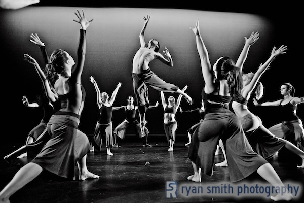 The Mercersburg Academy Spring Dance Concert.