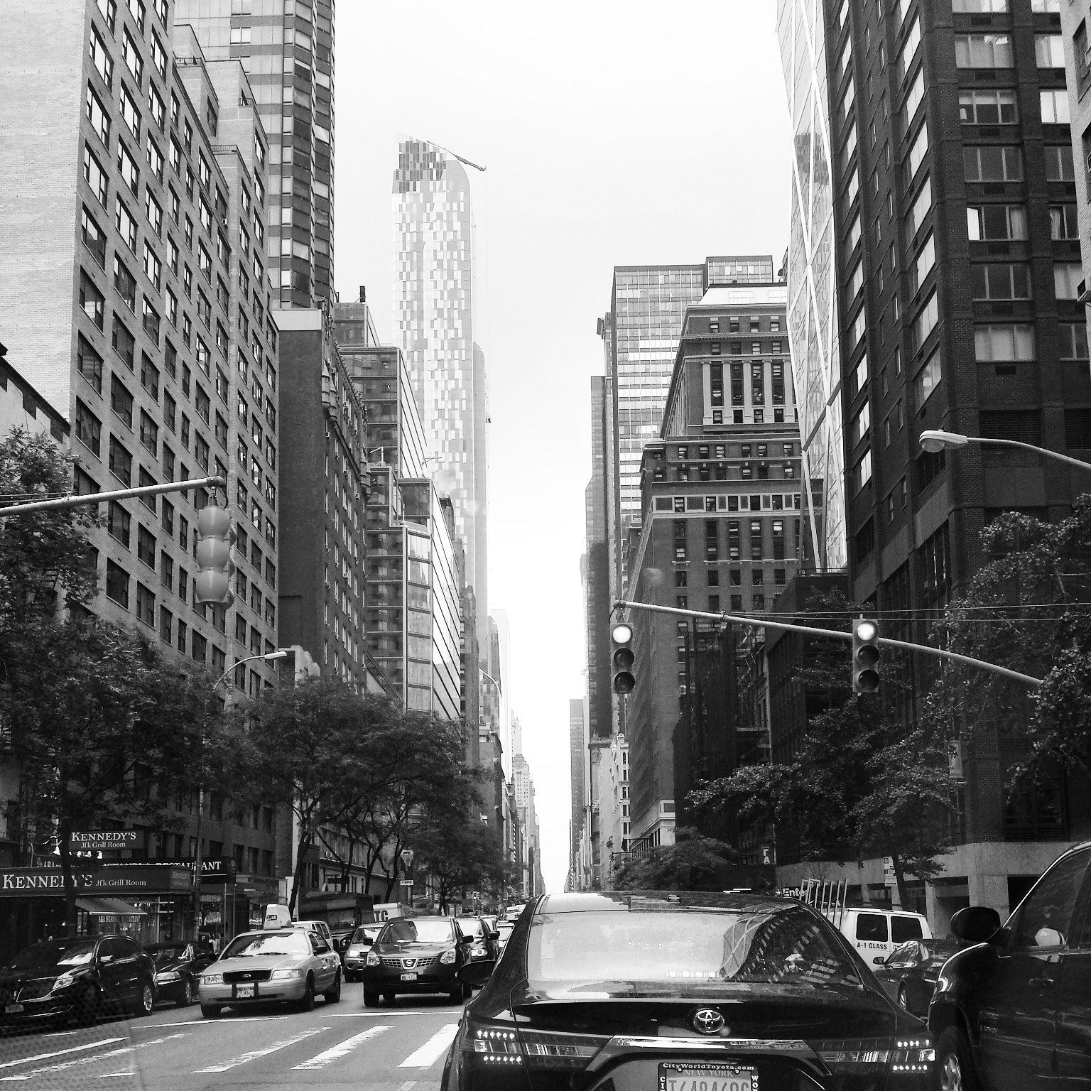 57th Street, Manhattan, NY