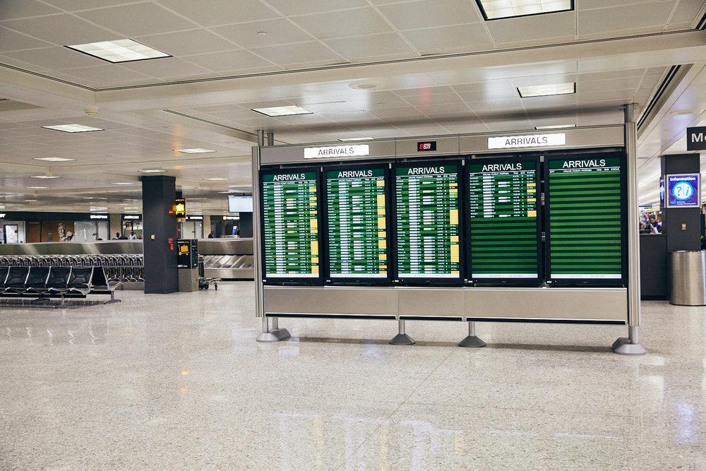 Baggage Claim 10 - JetBlue