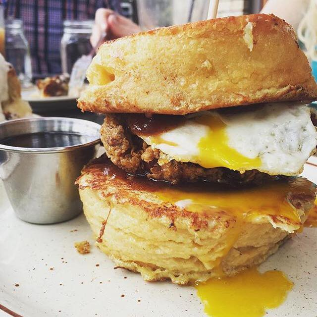 Photo courtesy of Denver Biscuit Company Facebook Page