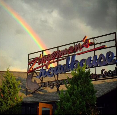 Zingerman's Roadhouse Is The Pot Of Gold At The End Of A2's Rainbow