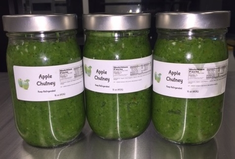 Zozie's Tasty Apple Chutney (Coming Soon)