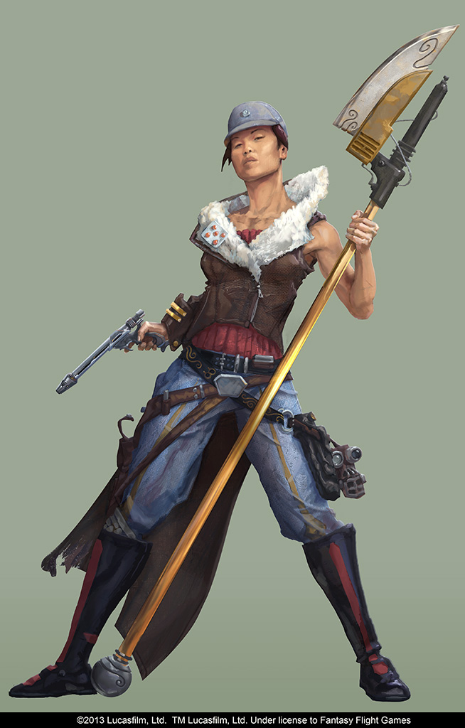 Star Wars: Pirate Captain