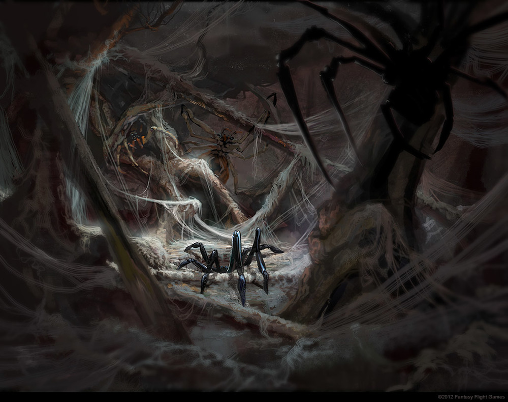 The Hobbit: Spider Ring