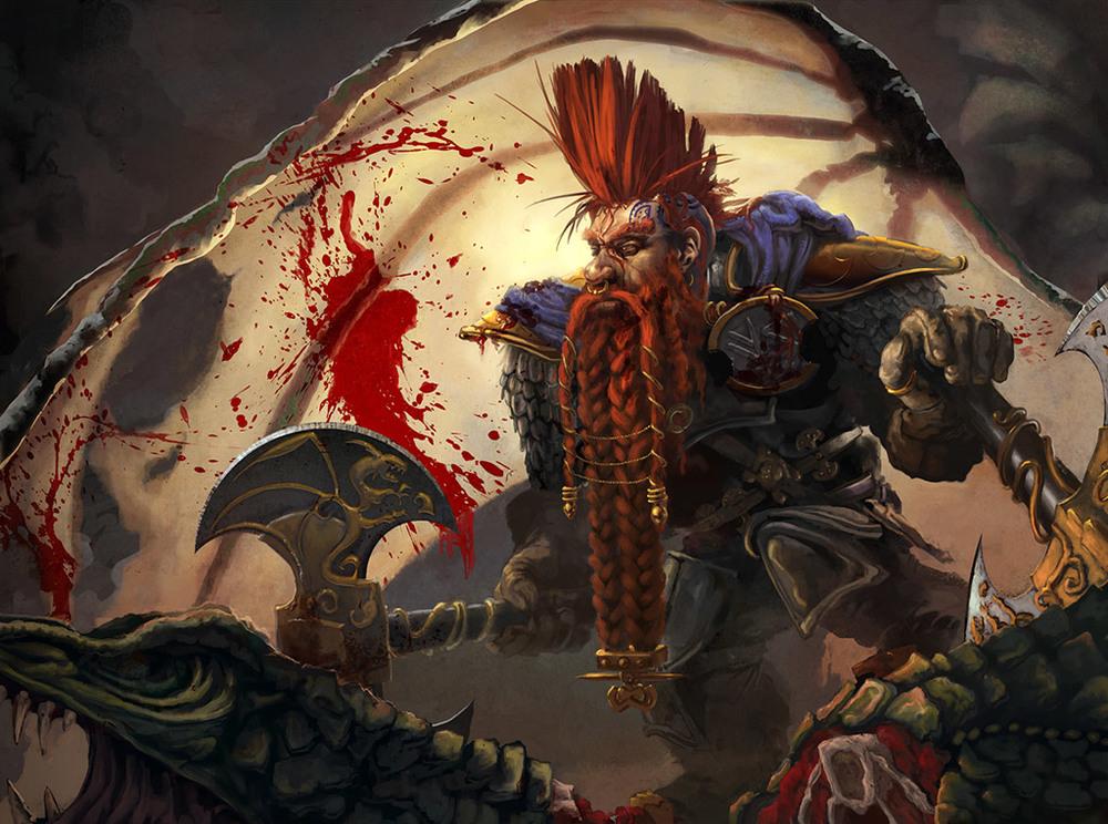 Warhammer: Ungrim Baragor