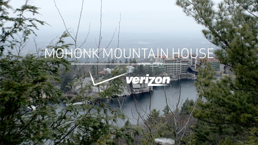 Verizon Wireless: Mohonk Mountain House