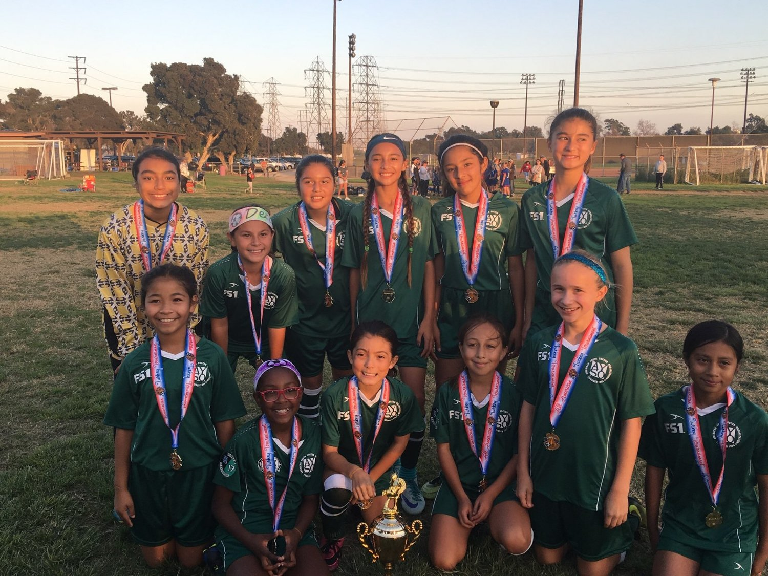 Congratulations to our GU12 Team for Winning The Turkey