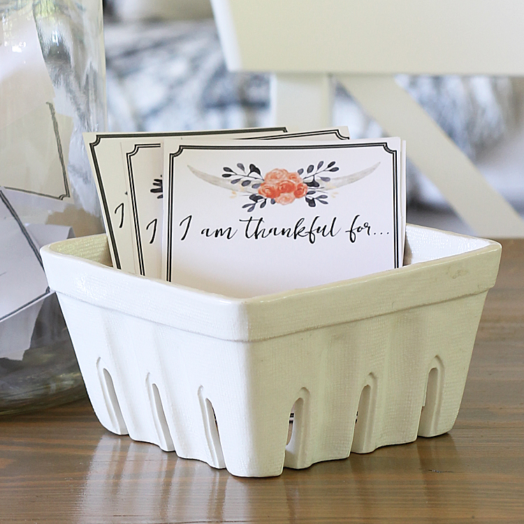 Thankful Cards via The Shabby Creek Cottage