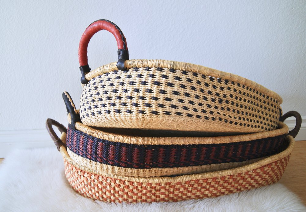 Changing Basket - one-of-a-kind beauty