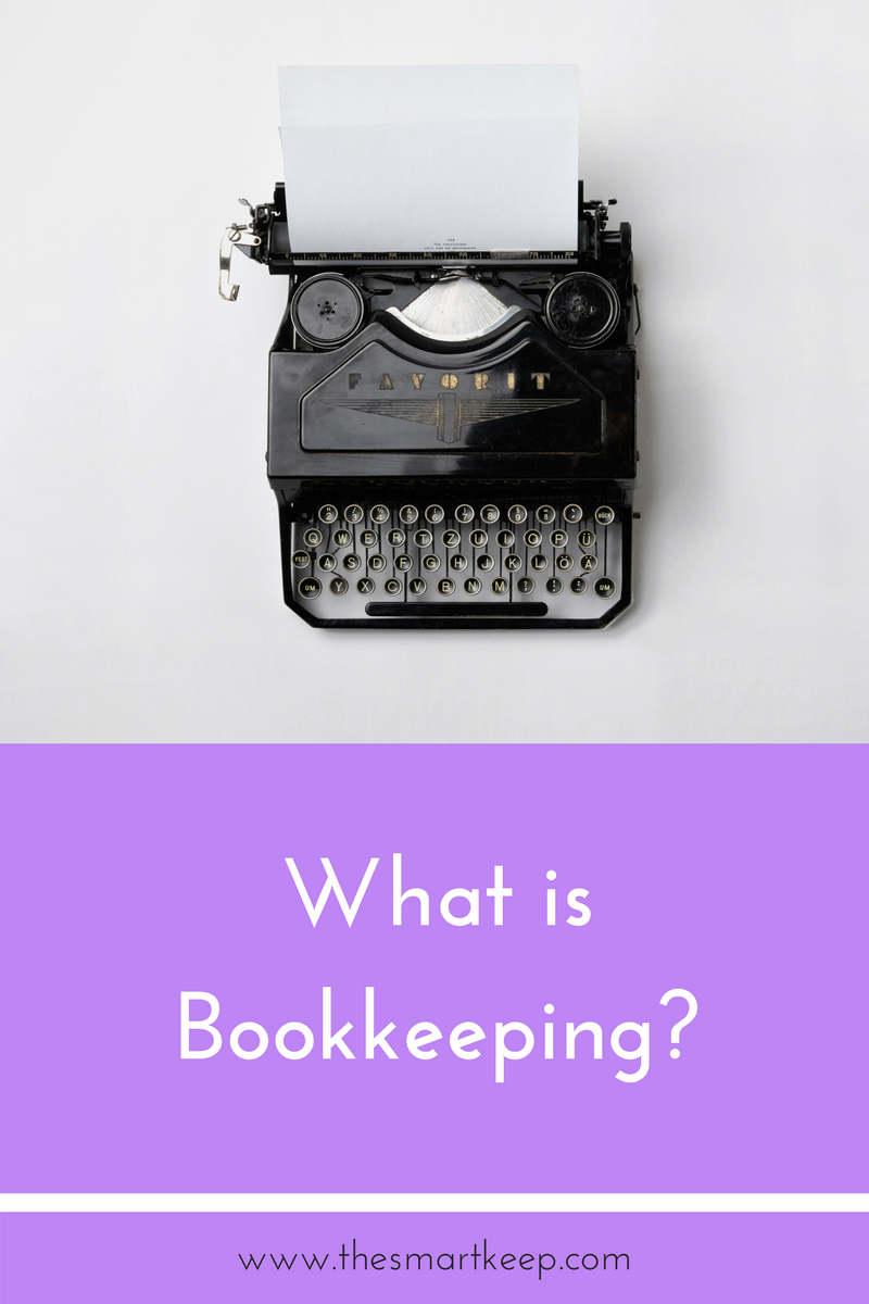 What is bookkeeping? How do I do my own bookkeeping?