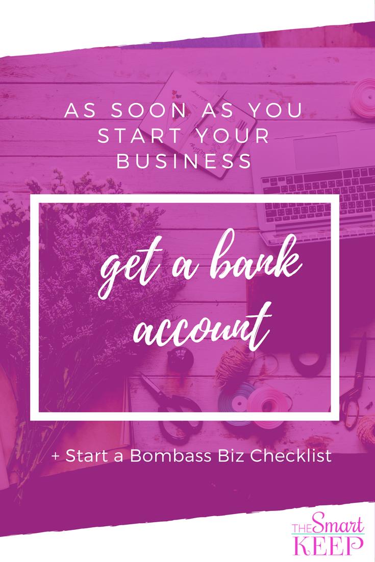 [Start a Bombass Biz Checklist coming soon!]