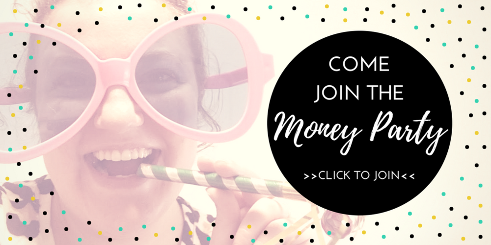 Join the Money Party Facebook group for female entrepreneurs who own an online business.