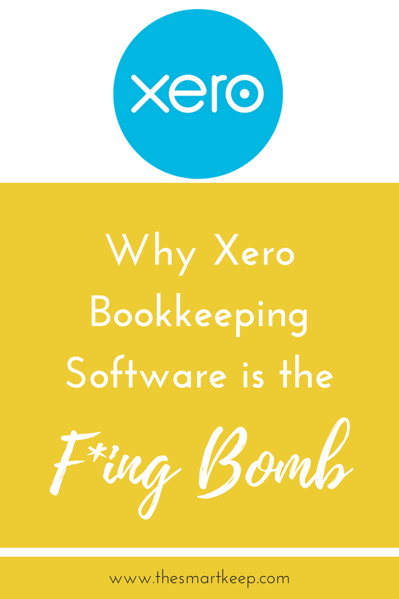 why xero bookkeeping software for your online business accounting is the best