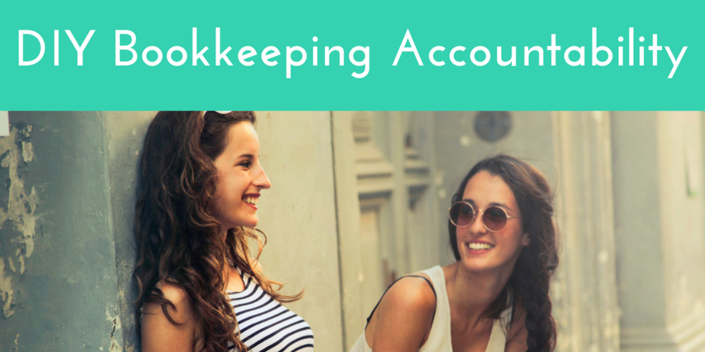 DIY Bookkeeping Accountability Membership