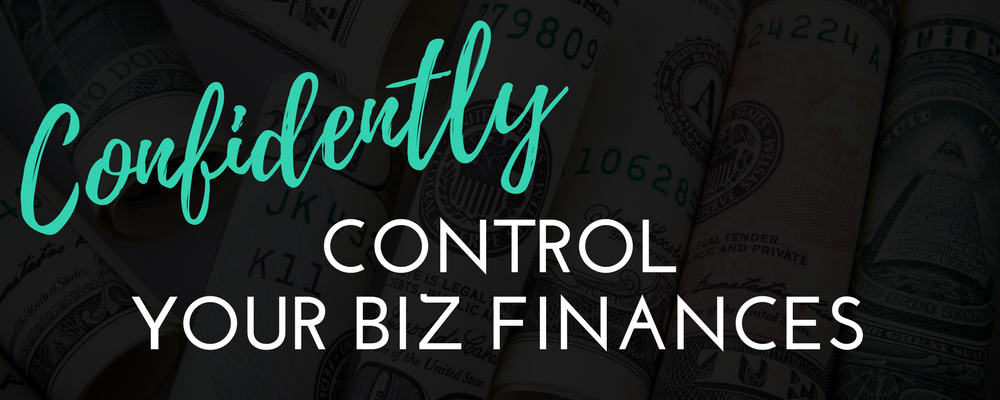 Confidently control your business finances.