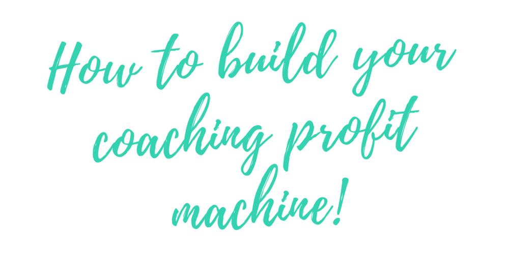 profit machine