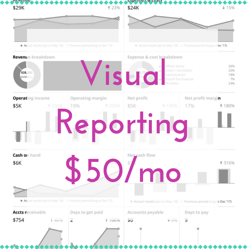 Visual Reporting