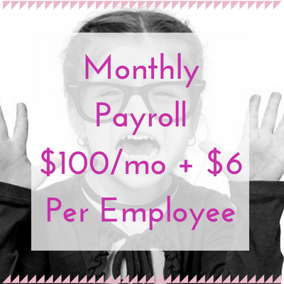 Monthly Payroll