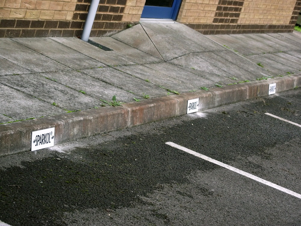 Parking Bay Signs