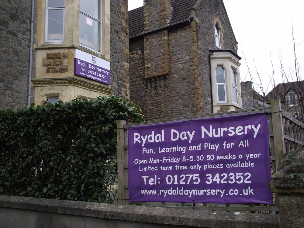 Nursery Signage