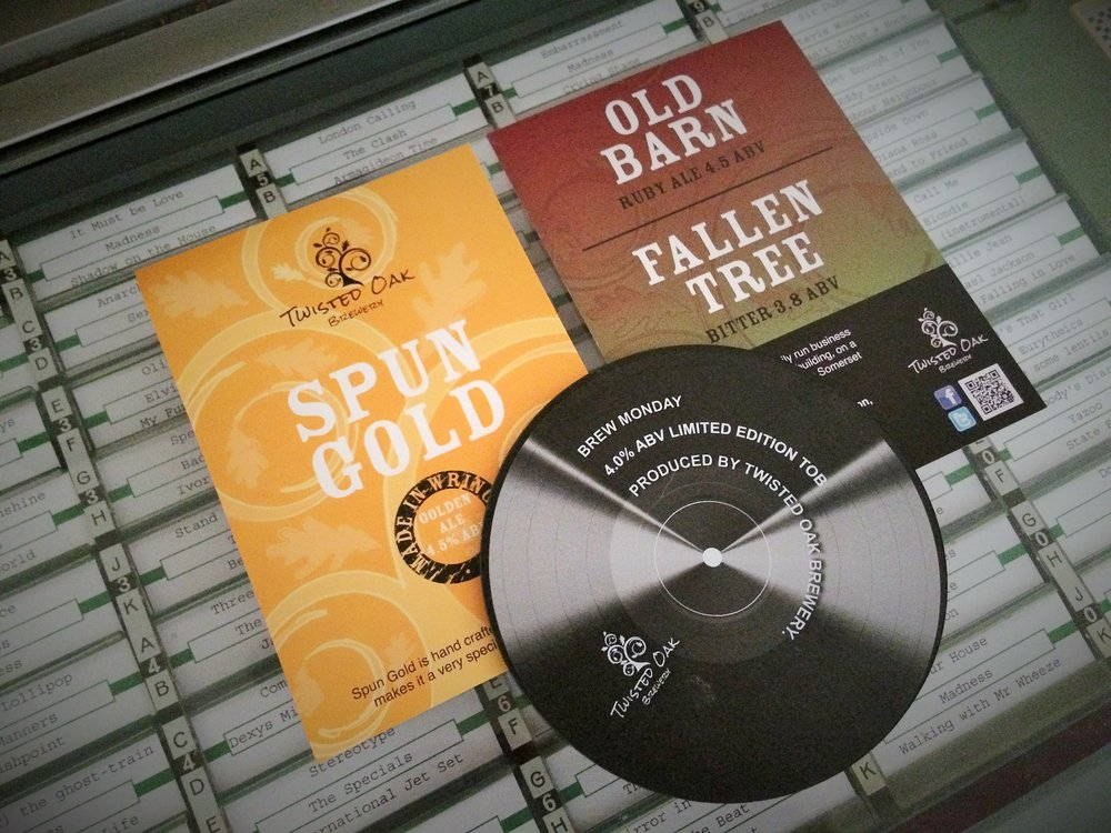 Flyers and pump clip