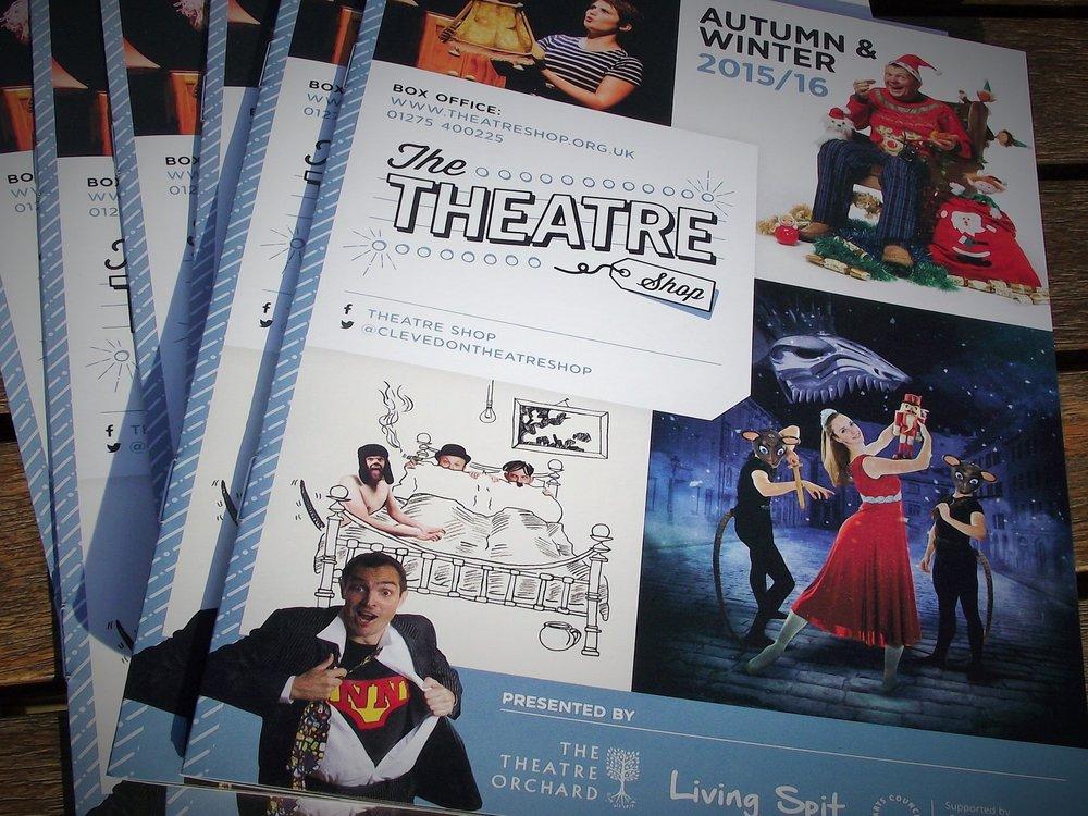 Theatre Shop Programmes