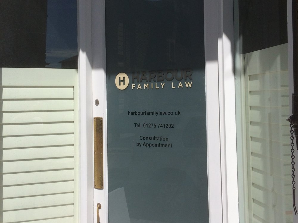 Solicitors Door