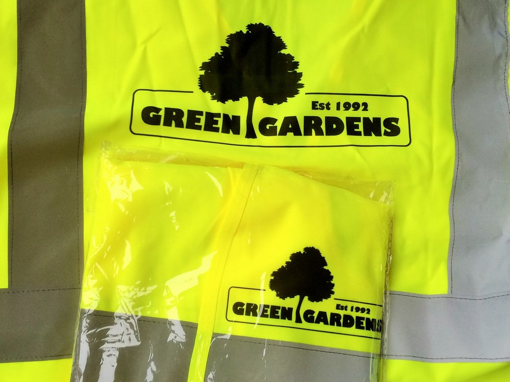 Branded Hi-Vis Vests