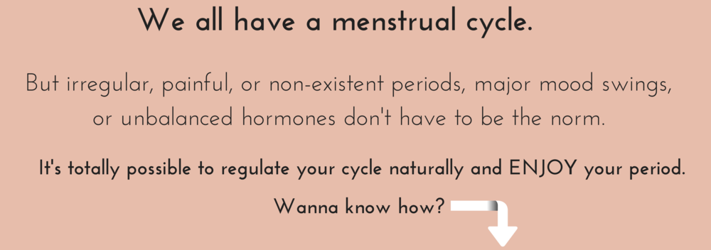 We all have a monthly cycle.But major moods swings, irregular periods, or unbalanced hormones don't have to be the norm. Become a Balanced Babe and discover powerful feminine practices for a deeper connection to your.png