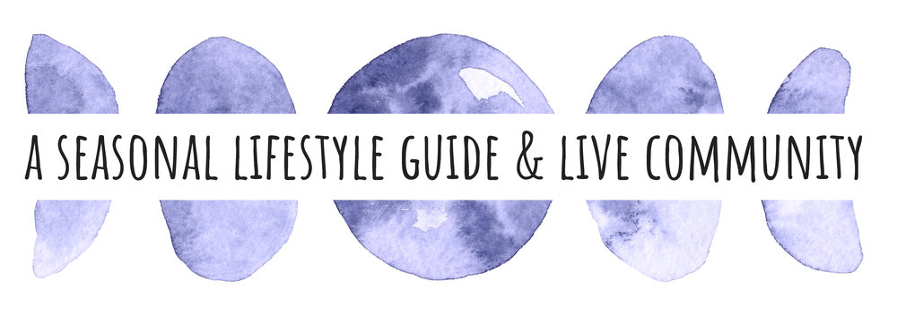 a seasonal lifestyle guide + live community..jpg