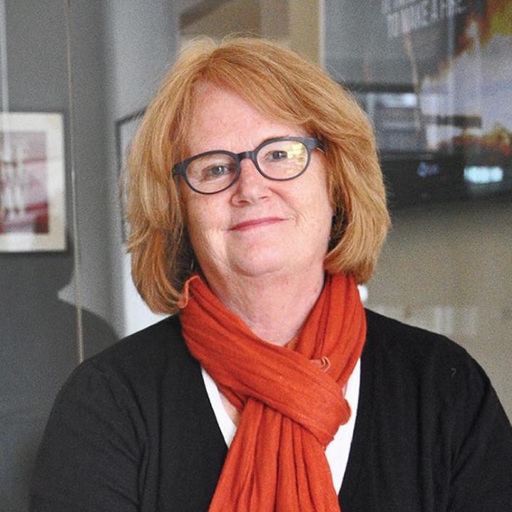 Anne Pouch, Web Designer