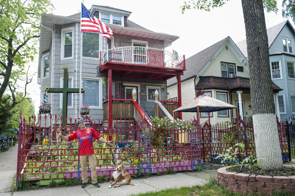 Chicago's most widely decorated homes