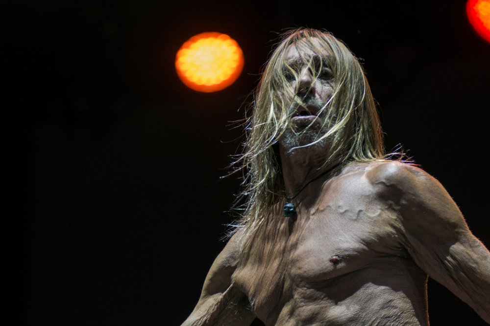 Iggy Pop (Project Pabst Portland 2017)