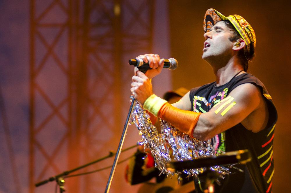 Sufjan Stevens (Sasquatch Music Festival 2016)
