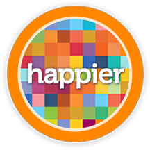 Happier.com. A gratitude website, community and app that focuses on the actions we can take to make ourselves happier!