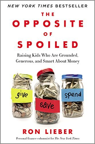 Featured in the Opposite of Spoiled (Paperback Version), discussing how divorced parents can get on the same page about money issues.