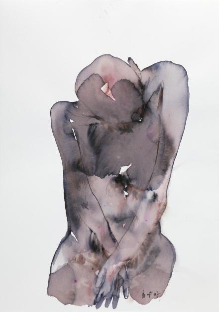 Les DénudésByMaurice Frydman, 2007