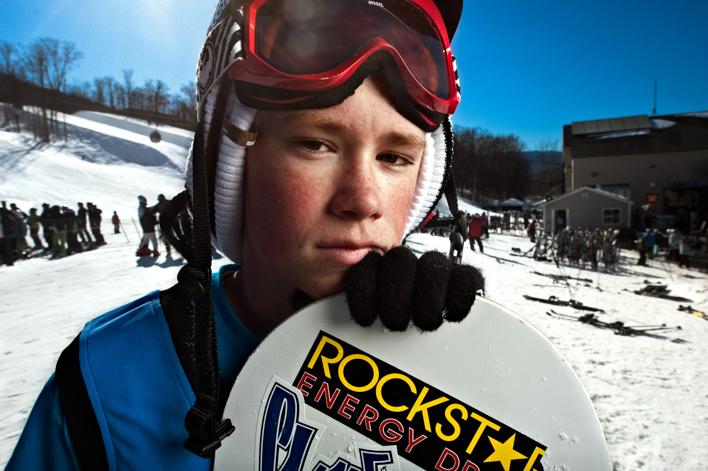 Loon Mountain Snowboarding