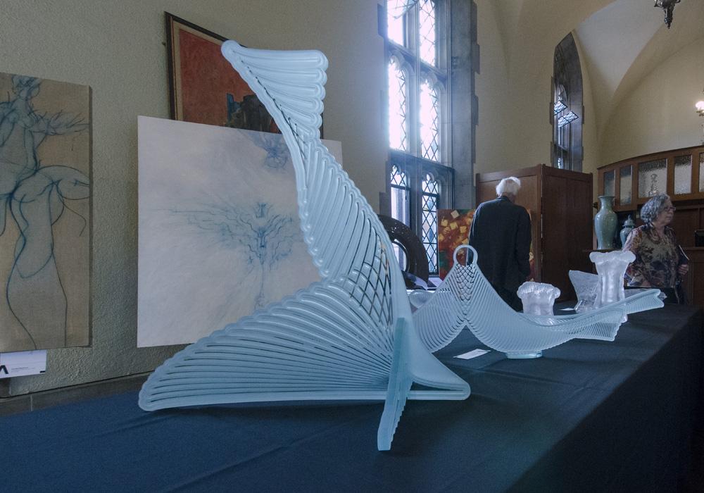 Stunning glass sculptures by Pierre Bouchard